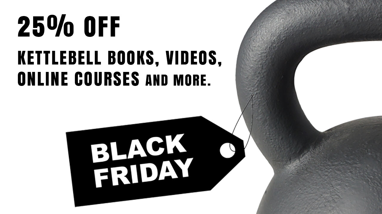 Black Friday Kettlebell Sale
