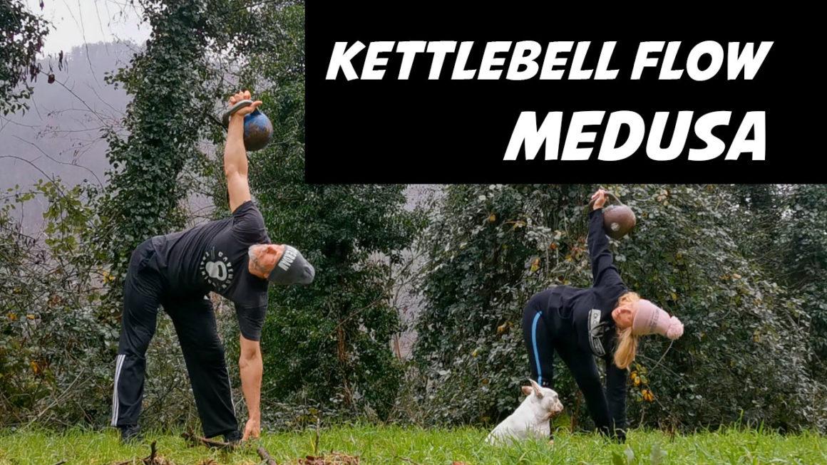 Medusa Kettlebell Flow