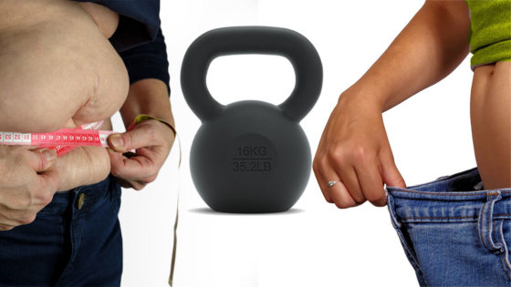 Kettlebells For Weight Loss