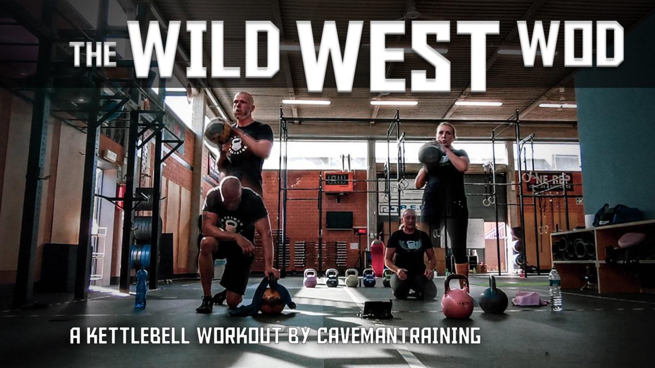 Kettlebell Workout Wild West WOD