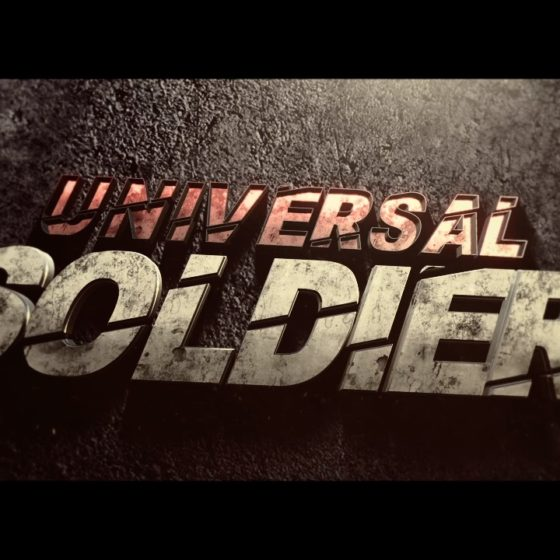 Kettlebell Workout Universal Soldier