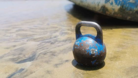 Benefits of kettlebell juggling