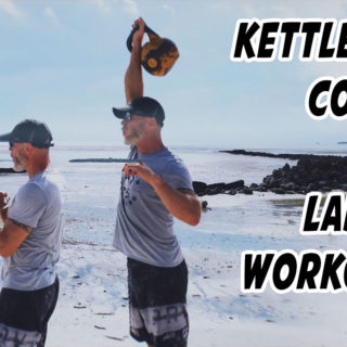 Kettlebell Workout Ladder
