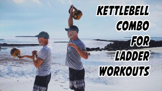 Kettlebell Workout Ladder