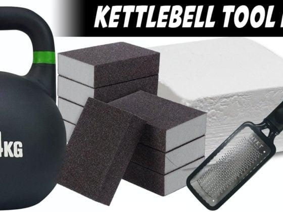 Kettlebell Hand Maintenance