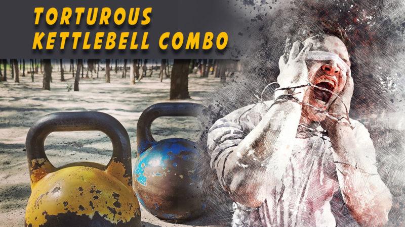 Kettlebell Combo