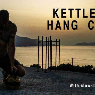 Kettlebell Hang Clean Tips