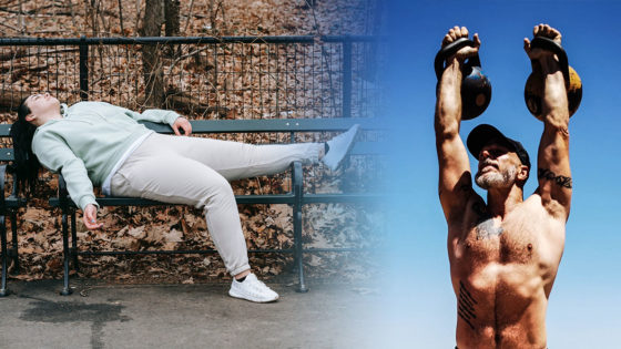 Should you work out with a kettlebell every day?